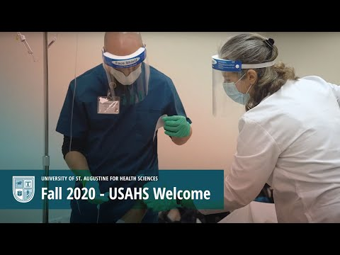 Welcome Back Fall 2020 Video