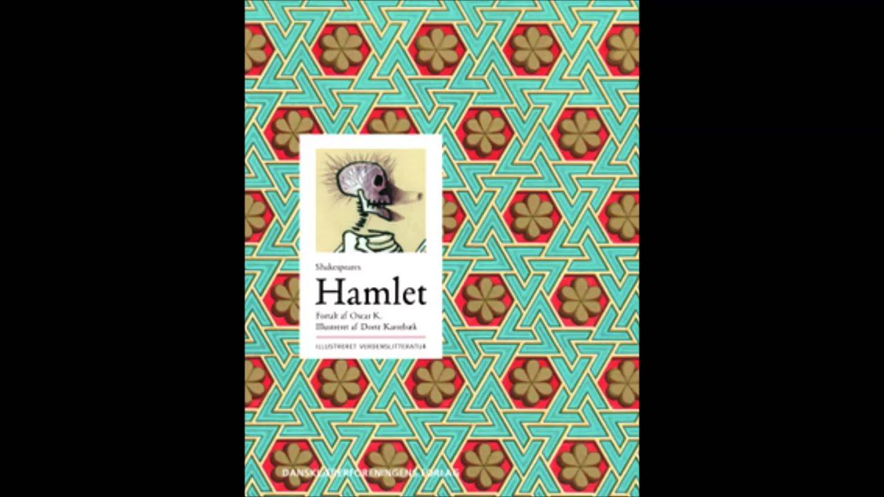 Shakespeares Hamlet del 5, side 91-109. Oplæsning af Karsten Pharao - YouTube