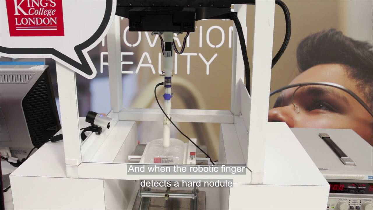 Live Demo: 5G Robotic Surgery with the Sense of Touch