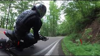 Ride Along with Killboy - Tail of the Dragon Northbound - VR360