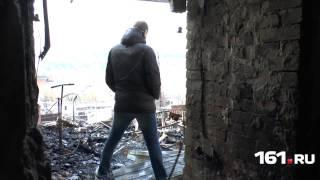Дом на Текучева после взрыва