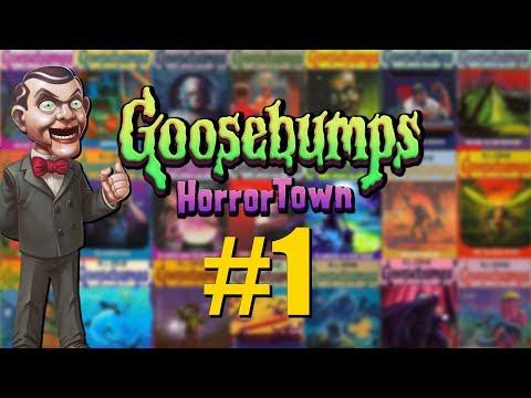 KC Plays! - Goosebumps HorrorTown | #1