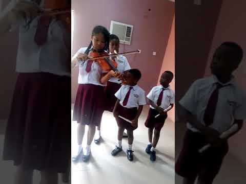 Stonebridge School Music Class