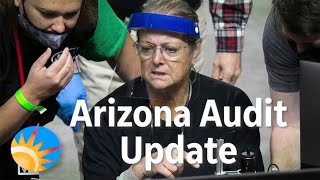 What's next for the Arizona Audit, when will voters have clarity on the process and results?