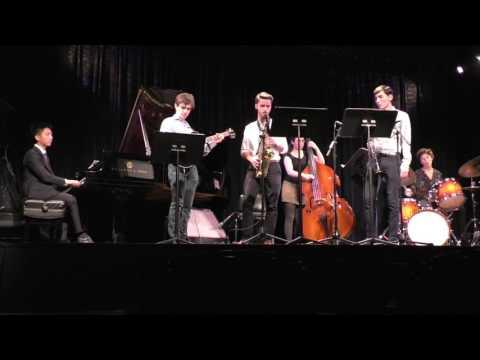 Columbia  Jazz Ensemble 2016 December 03 2016