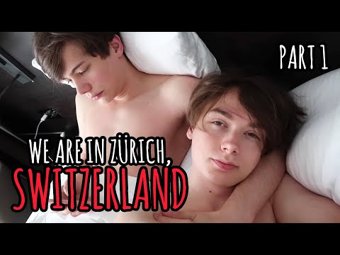 Switzerland - Part 1 | Gay Couple VLOG