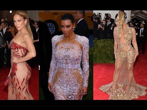 Vestidos transparentes de fiestas