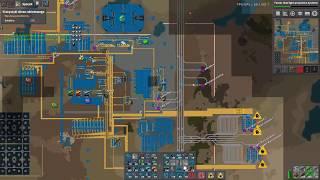 Factorio MEGABASE 0.16 Odcinek #47 - Fabryka baterii i tworzenie komponentów do SpaceX