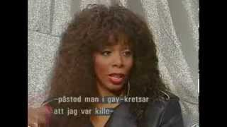 Donna Summer on Jacobs Stege 1987