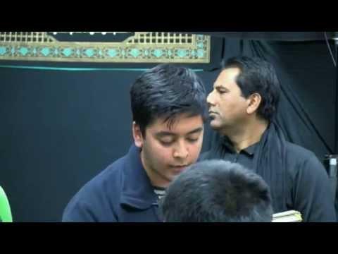 Shabedari Montreal   Shama se Shama Jale Recited by Asad Ali   Muharram 1435