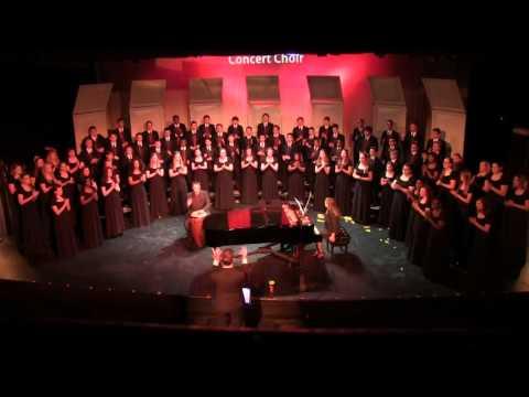 Caden Concert Choir Concert 11 12 15, Nda wana