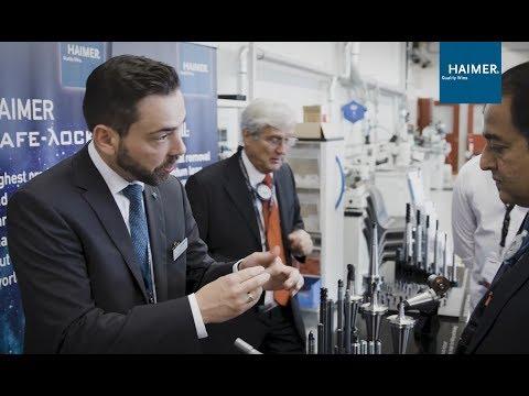 Starrag AG / Haimer GmbH Tech Days 2018