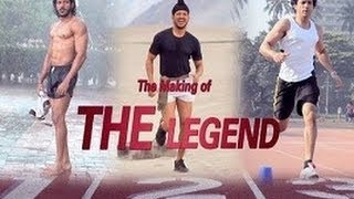 Making of the Legend | Bhaag Milkha Bhaag | Farhan Akhtar