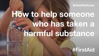 First Aid: Poison and harmful substances thumbnail