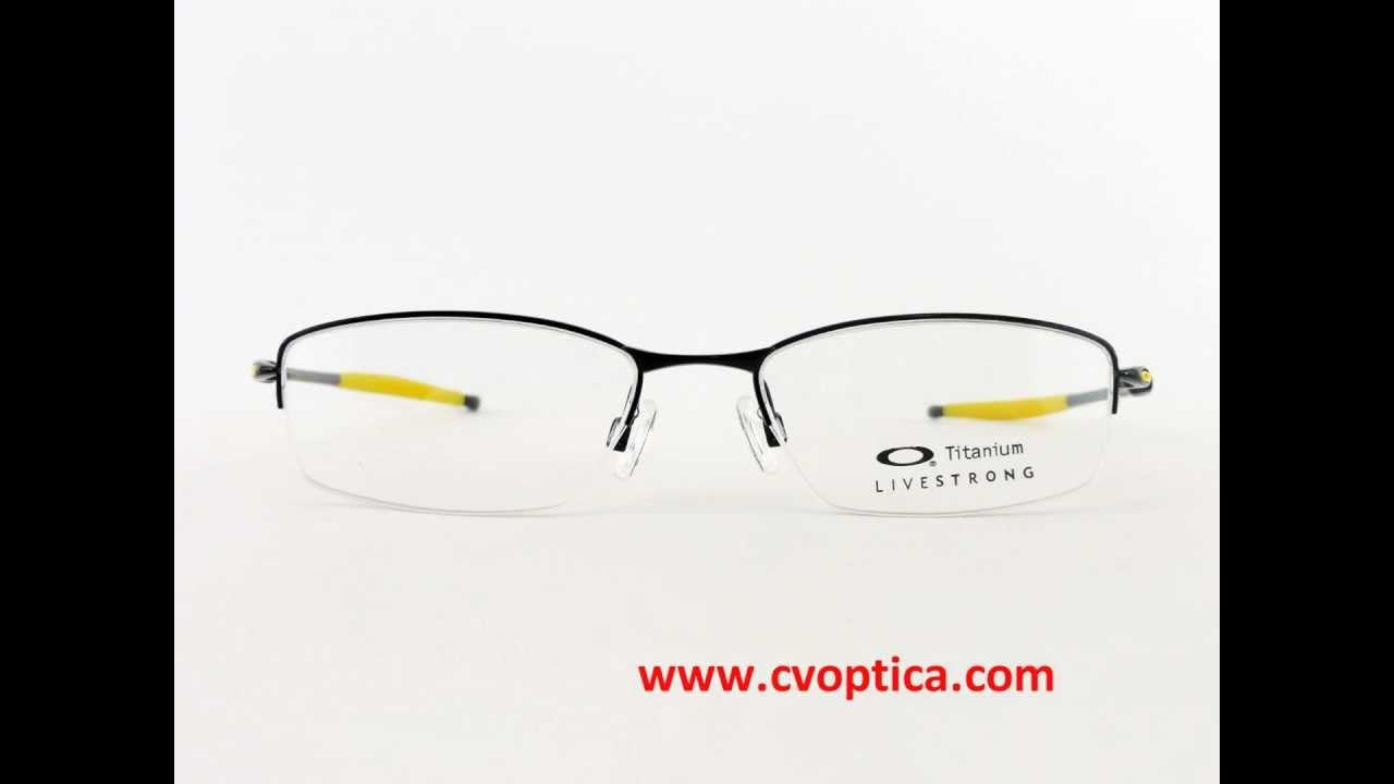 7eb3707fc3875 Armação óculos De Grau Oakley Bracket 8 1 Titânio - Restaurant and ...