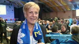 Eröffnung der Eisstock EM und WM 2018