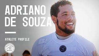 Adriano De Souza un ídolo para niños con 0 oportunidades