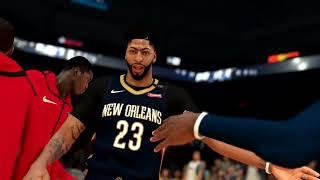 NBA 2K19 MyTEAM – Anthony Davis 20th