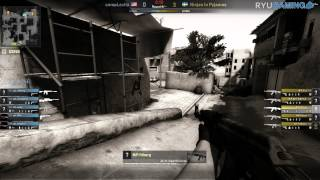CS:GO NiP Dust2 B Split Strategy - RyuGaming.com