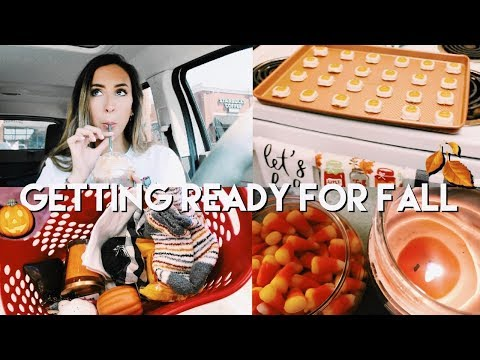 FALL INSPIRATION: How I get ready for my favorite season