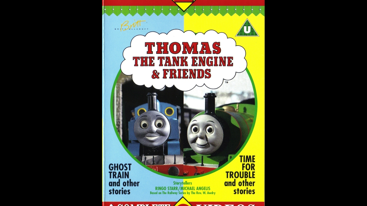 thomas  tank engine  friends     tape complete vhs youtube