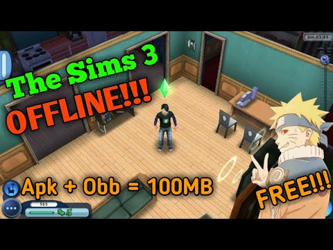 Download The Sims 3 Android OFFLINE Apk+Obb 100mb | FREE DOWNLOAD |#Simulasi #TheSims