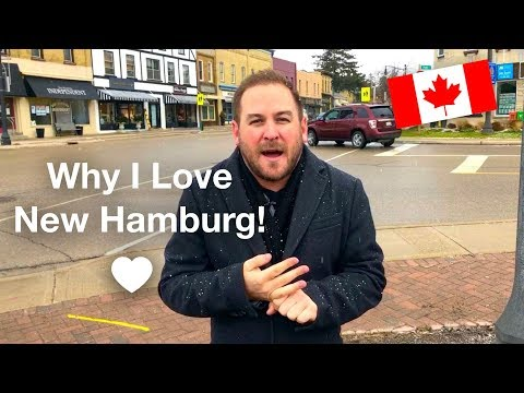 New Hamburg Ontario 🇨🇦 Why It's One Of My Favourites!