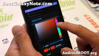 Alliance ROM for Rooted Galaxy Note GT-N7000! [Multi-Window][ROM Customizer]
