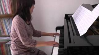 WEAVER「笑顔の合図」 ピアノソロ(Cover)