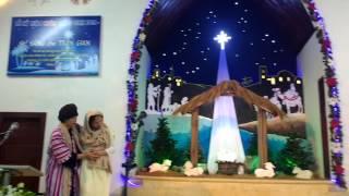 Nhạc kịch Chúa Giáng sinh 2016. Tiết mục của Hội Thánh Bình Quý( Ninh Thuận)