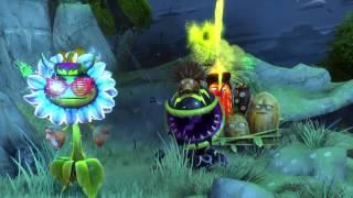 Plants vs. Zombies Garden Warfare Launch Trailer (ESRB 10+)