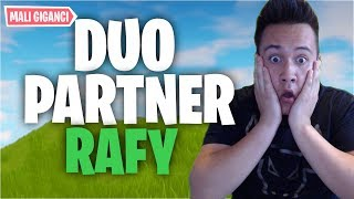 Duo partner Rafy w serii Mali giganci fortnite