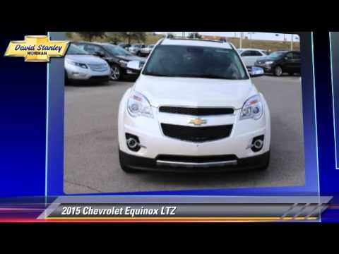 New 2015 Chevrolet Equinox LTZ - Norman