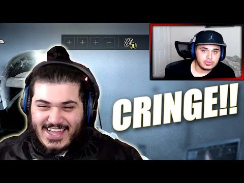 REACTING TO MY OLD VIDEOS!! CRINGE
