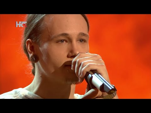 """Marin: """"Soldier Of Fortune"""" - The Voice of Croatia - Season1 - Live4"""