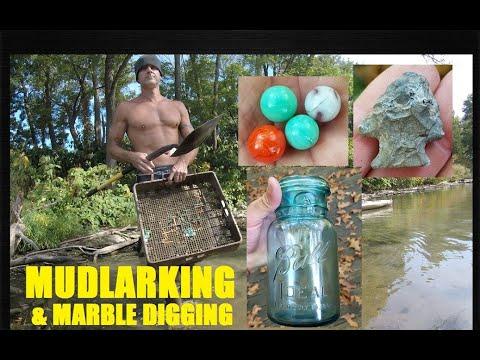 Download Mudlarking & Marble Digging - Indian Artifacts - Arrowheads - Bottle Digging - Treasure Hunting -