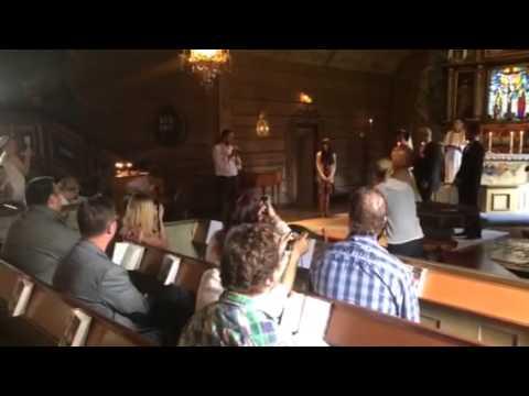 Your beautiful sång av Dennis Fransson på bröllop