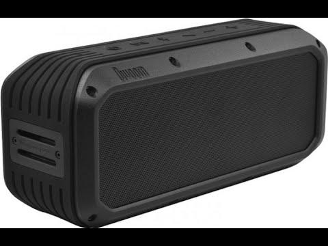 Акустическая система Divoom Voombox Power Black (2000984738065)