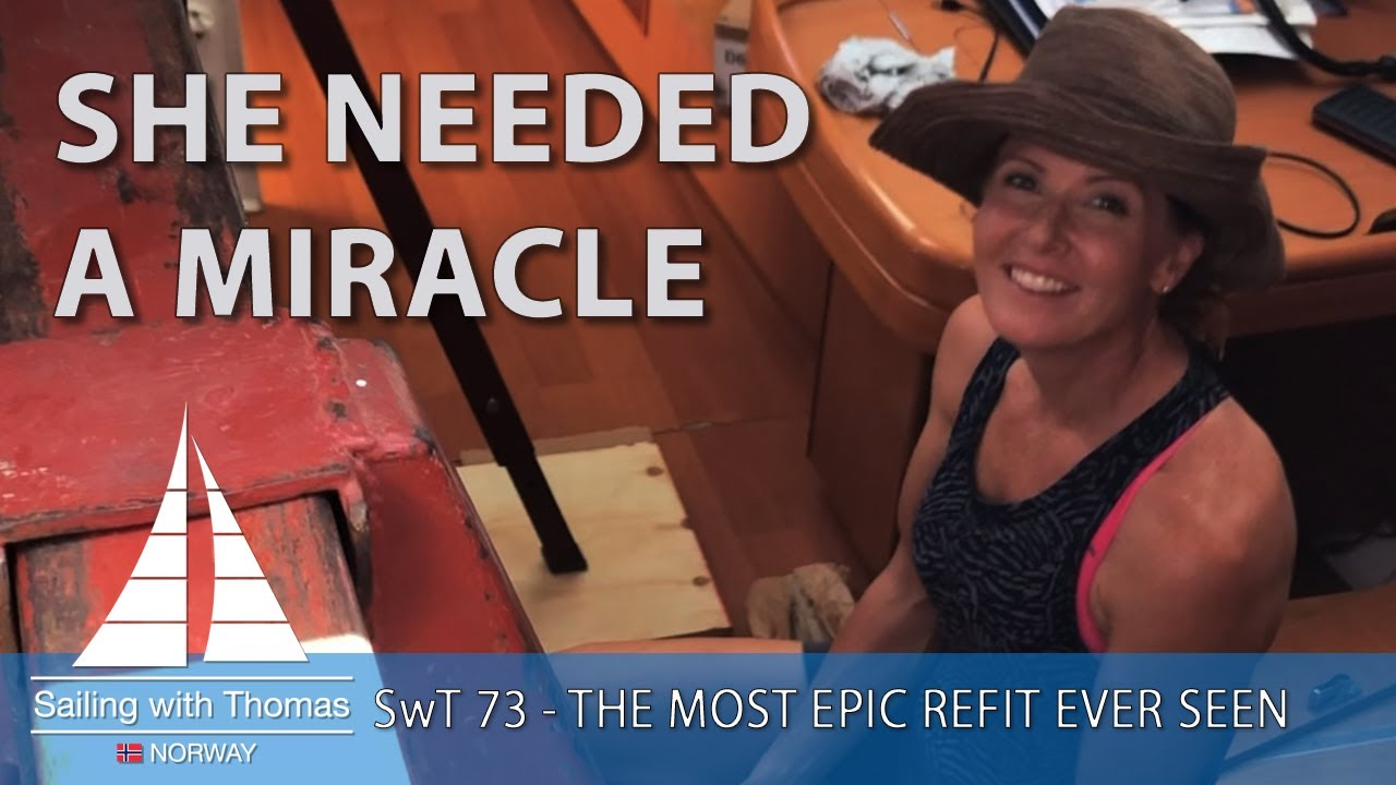 Download SHE NEEDED A MIRACLE - SwT 73 THE MOST EPIC REFIT EVER SEEN