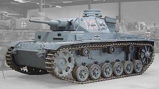 PzKpfw III История создания немецких танков