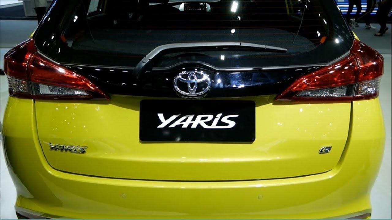 New Yaris 2018 Small Car Youtube
