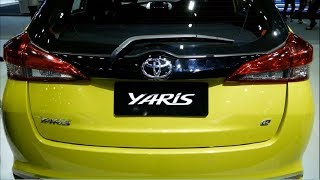 New Yaris 2018 - Small Car