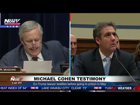 PART 3: Michael Cohen Testimony Taking On President Trump - FINAL PART