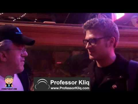 """On the Beat with Professor Kliq at Resistance Pro's """"Welcome to My Nightmare"""""""