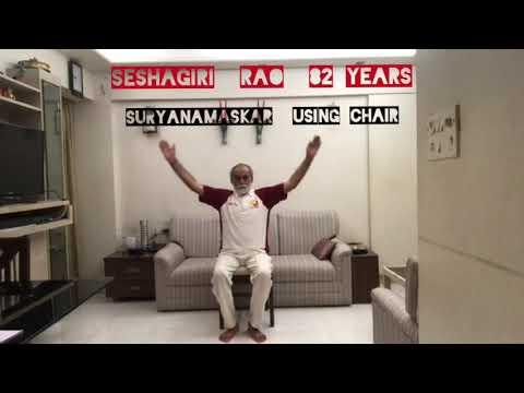 seshagiri rao vyaniti yoga teacherperforms five best