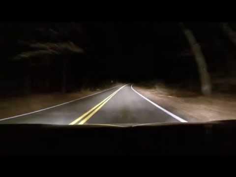 NY Daily News Autos Haunted Halloween Road Trips: Clinton Road, New Jersey - Night Drive