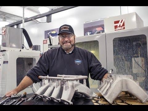Hendrick Motorsports: Risk Management — Haas Customer Documentary