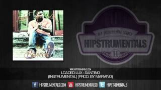 Loaded Lux - Santino [Instrumental] (Prod. By Marvino) + DOWNLOAD LINK