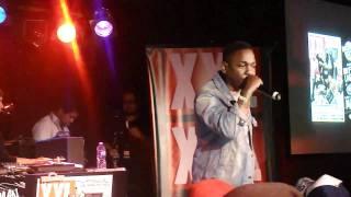 Kendrick Lamar A Peace Of Light @ SOBs 2011