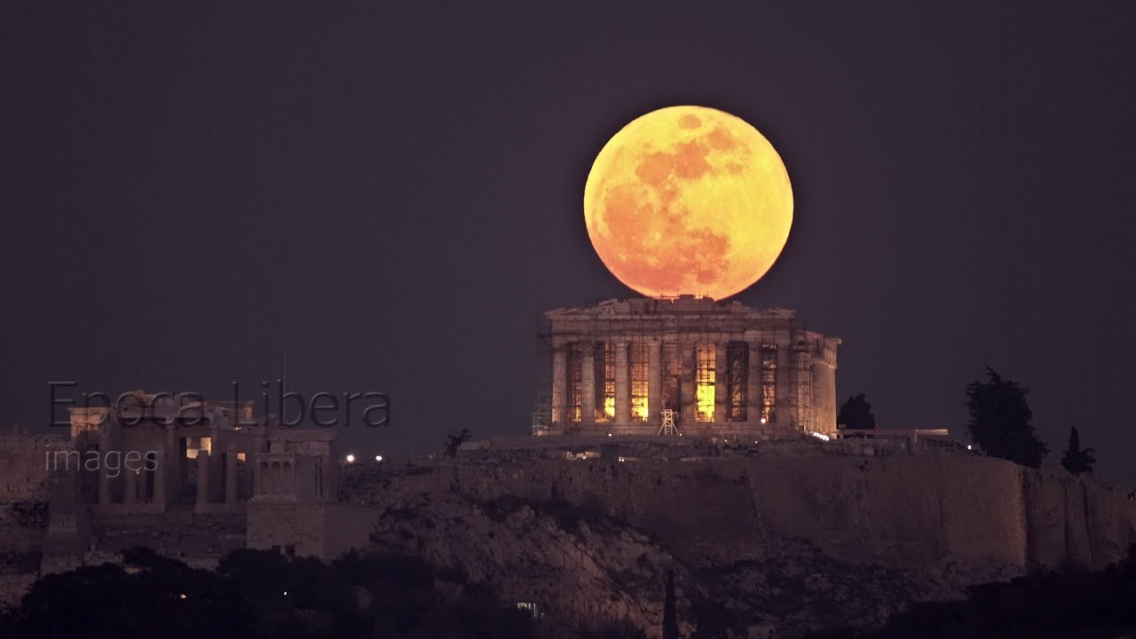 blood moon tonight greece - photo #1